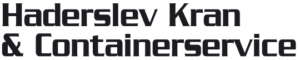 Haderslev Kran- og Containerservice