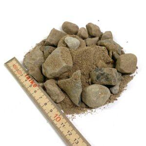 Stabilgrus 0-32 mm 1 ton leveret i bigbag