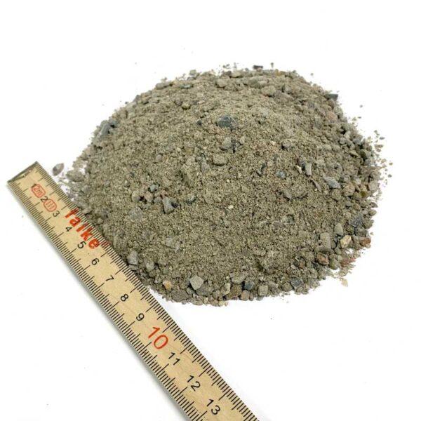 Stenmel 0-4 mm 1 ton leveret i bigbag